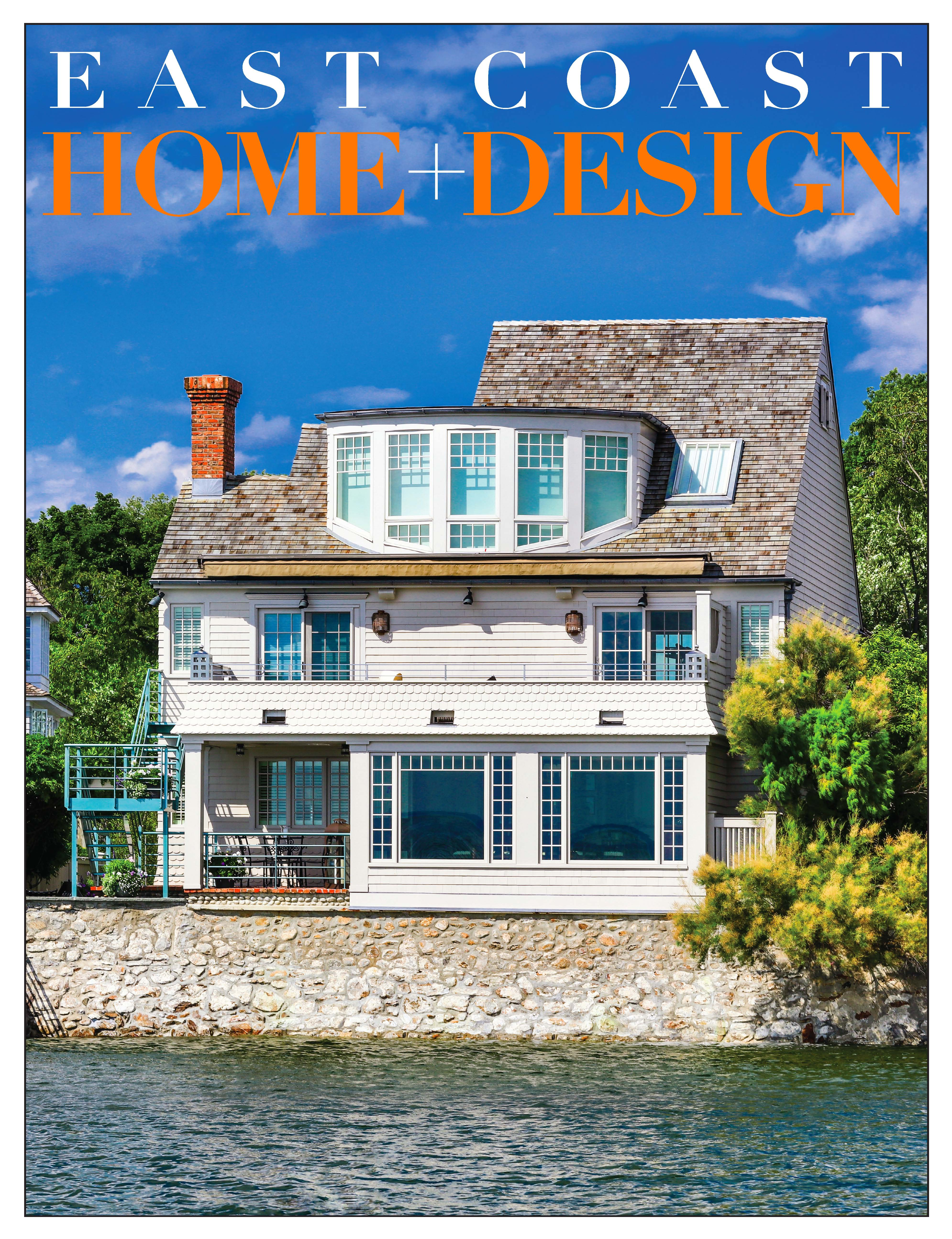 East Coast Home + Design Magazine