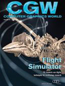 Computer Graphics World Magazine