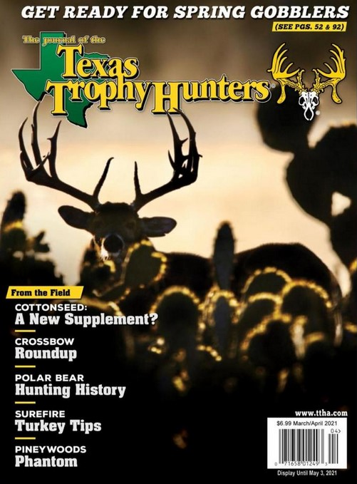 Journal of the Texas Trophy Hunters Association Magazine