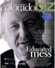 Colorado Biz Magazine Cover
