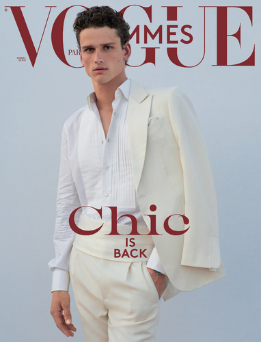 Vogue Homme International Magazine