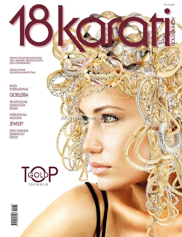 18 Karati Gold & Fashion Magazine