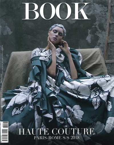 Book Moda Haute Couture Magazine
