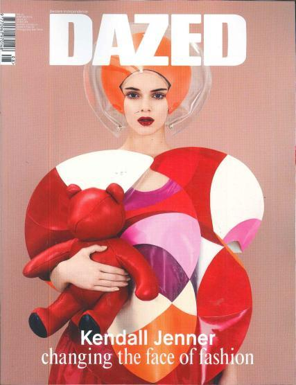 Dazed and Confused (UK)  Magazine