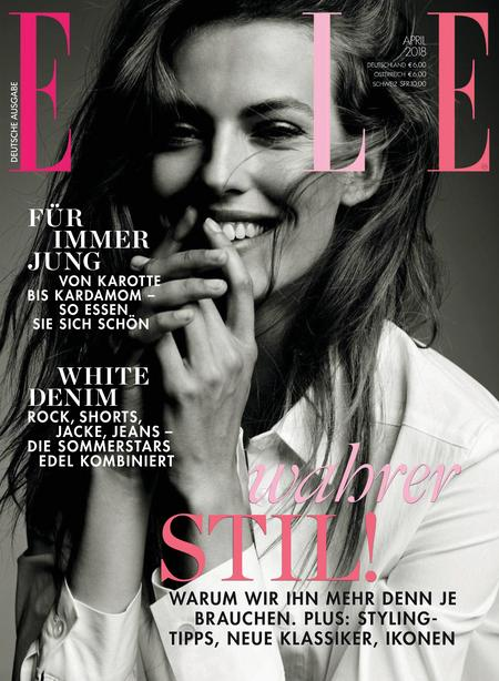 Elle German Magazine