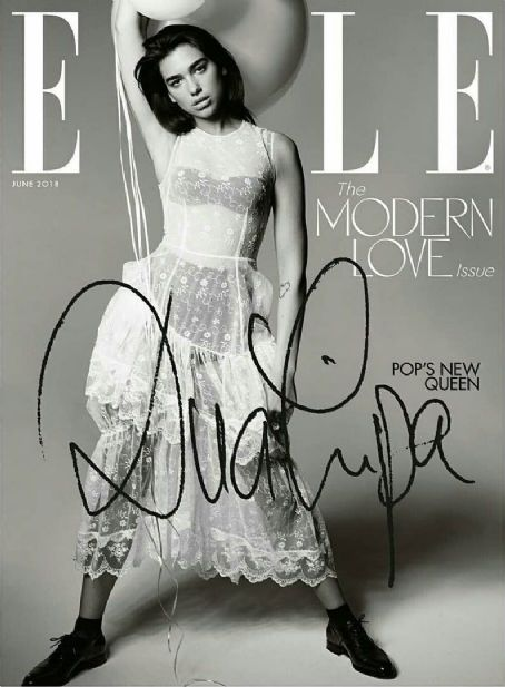 Elle UK  Magazine