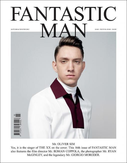 Fantastic Man (UK) Magazine Cover
