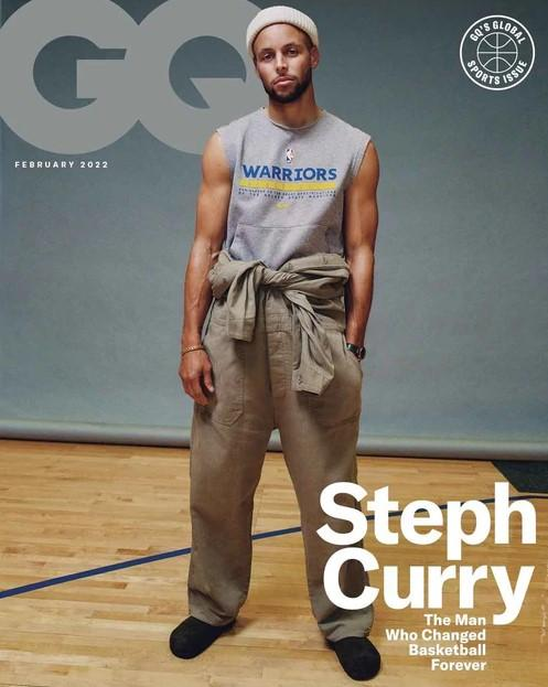 GQ UK Magazine Cover