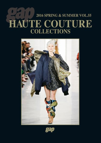 Gap Collections Haute Couture  Magazine