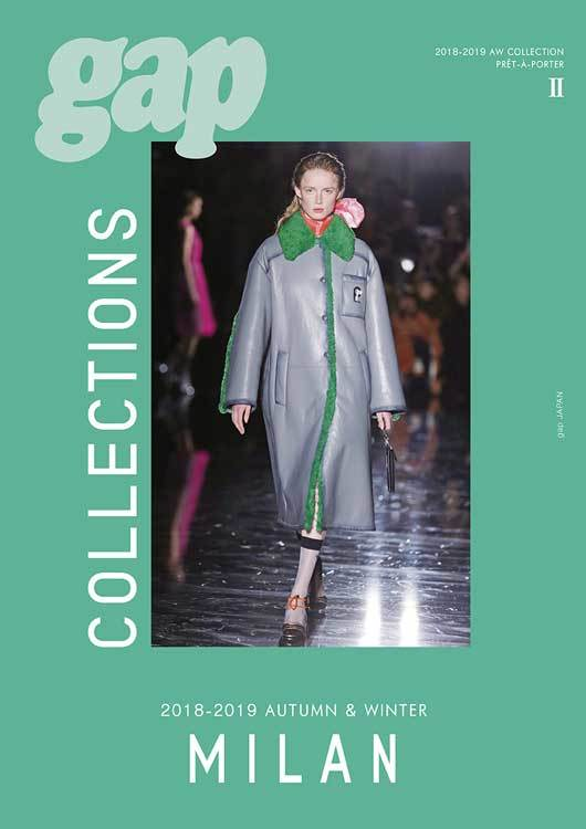 Gap Collections Milan  Magazine