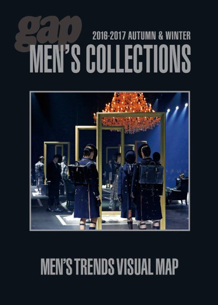 Gap Mens Trends Visual Map  Magazine