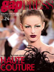 Gap Press Haute Couture  Magazine