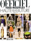 L'Officiel 1000 models RTW  Magazine