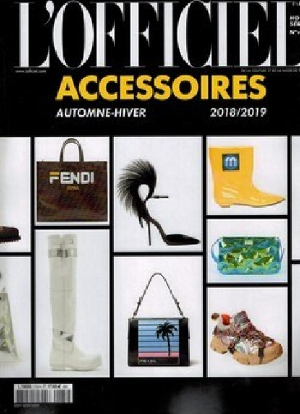 L'Officiel Accessories  Magazine