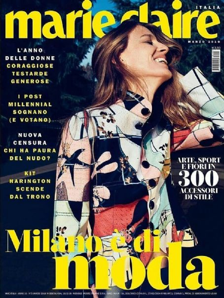 Marie Claire Italy  Magazine
