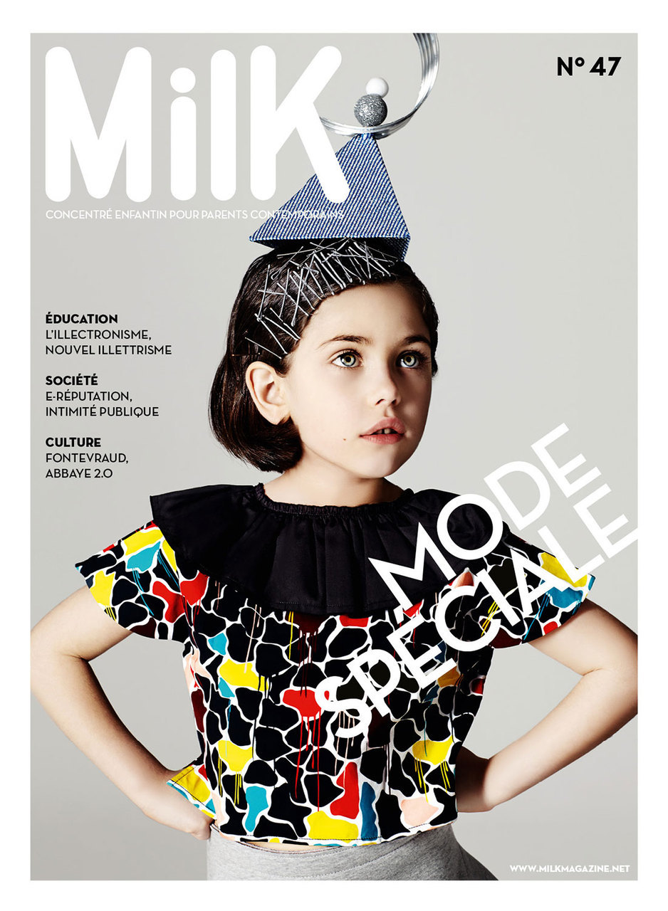 Milk (France) Magazine Cover
