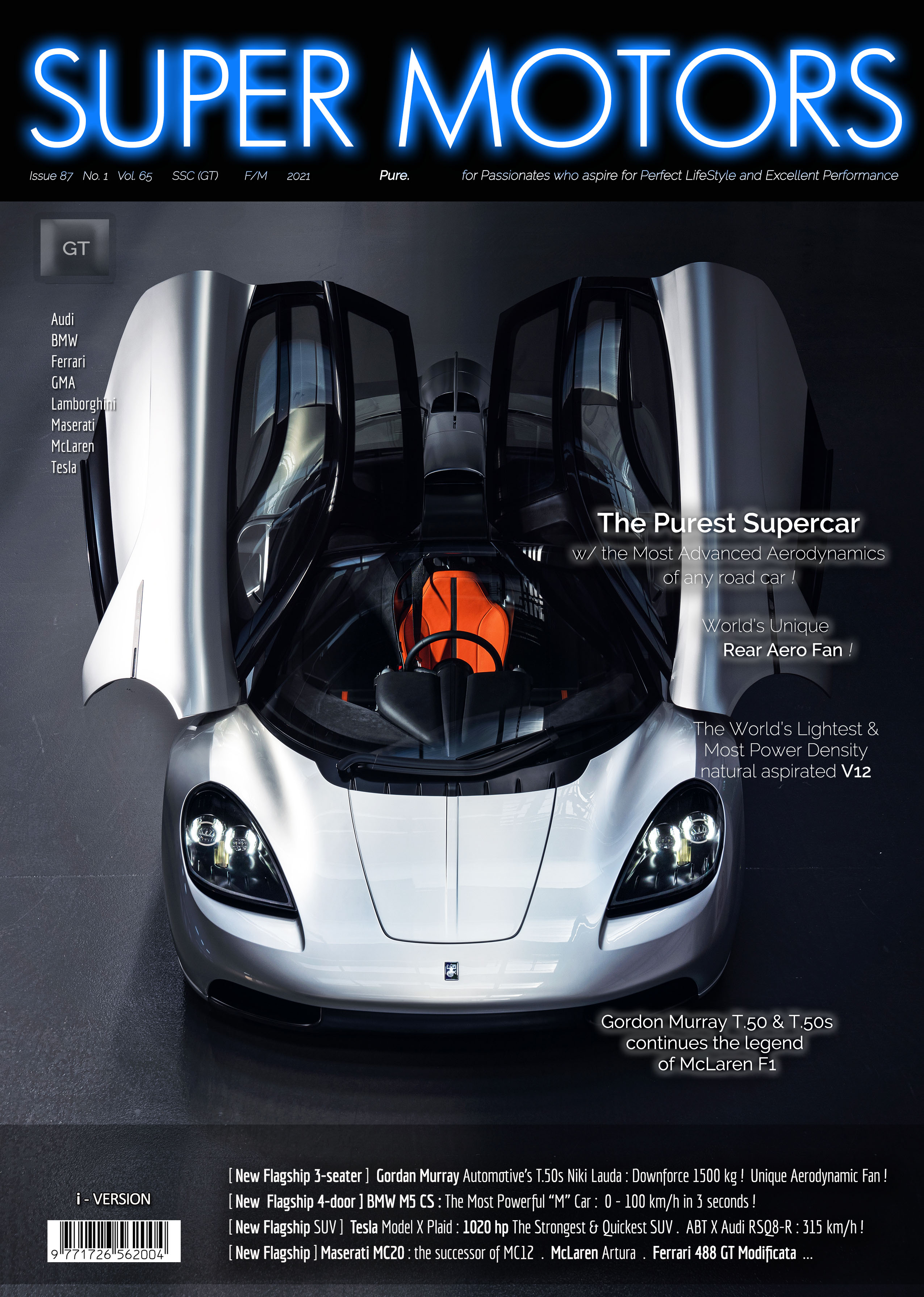 Super Motors Magazine