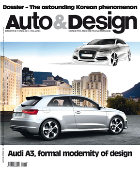 Auto & Design (Italy) Magazine Cover