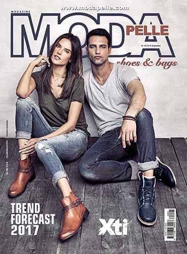 Moda Pelle Shoes & Bags Magazine
