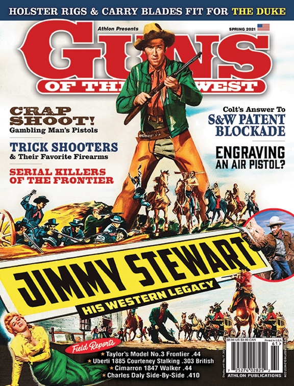 Guns of the Old West Magazine