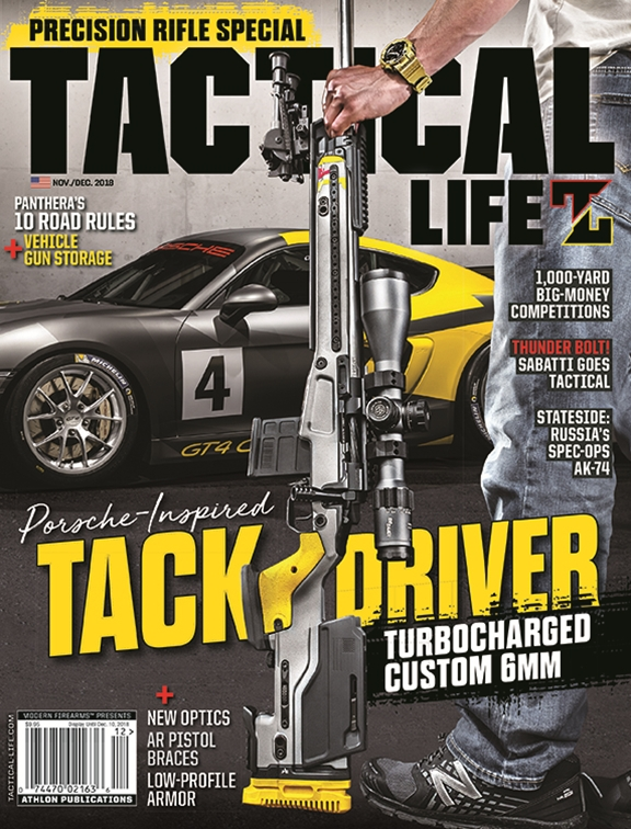 Tactical Life Magazine
