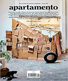 Apartamento (Spain) Magazine Cover