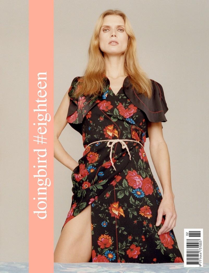 Doing Bird Magazine Cover