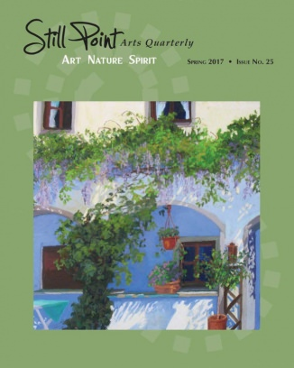 Still Point Arts Quarterly Magazine Cover