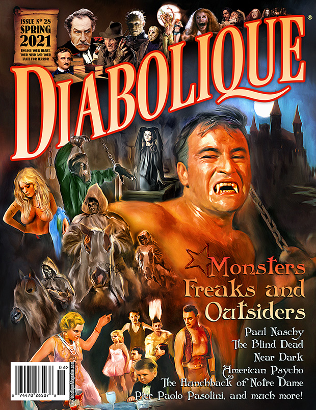 Diabolique Magazine Cover