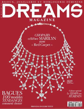 Dreams (France) Magazine Cover