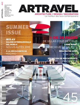 Artravel (France) Magazine Cover