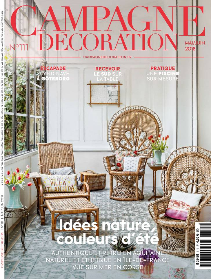 Campagne Decoration Magazine