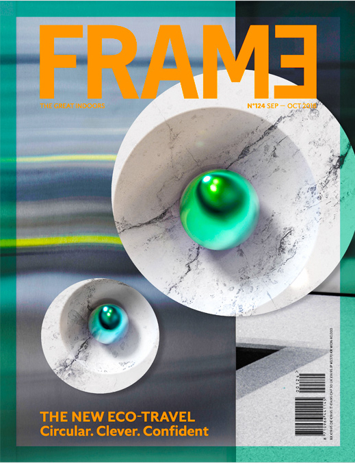 Frame (Holland) Magazine Cover