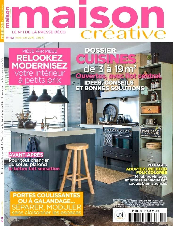 Maison Creative (France) Magazine Cover
