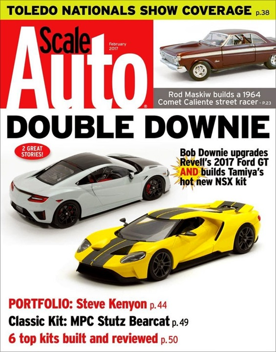 Best Price for Scale Auto Magazine Subscription