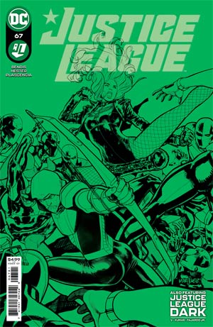 Justice League Magazine