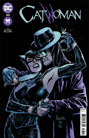 Catwoman Magazine Cover