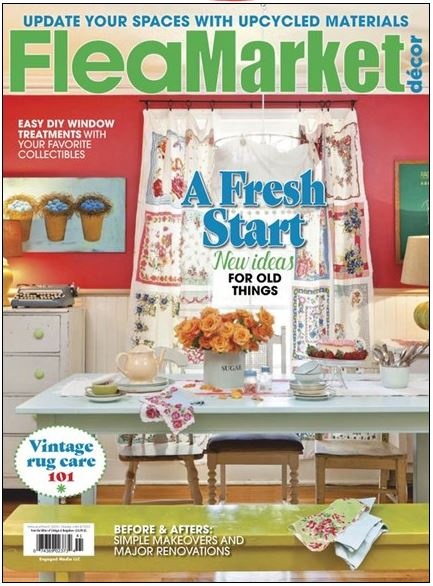 Flea Market Decor Magazine