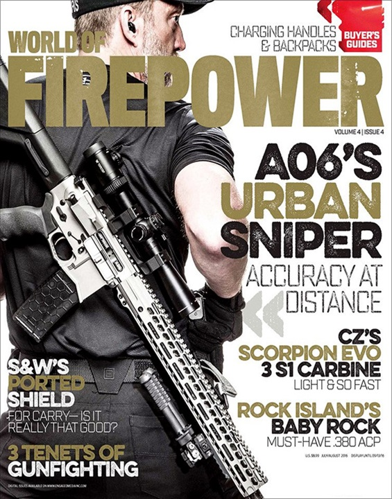 World of Firepower Magazine