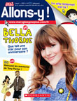 Allons-y! Magazine Cover