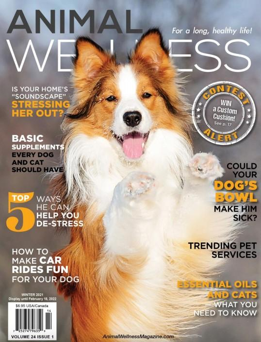Animal Wellness Magazine Magazine