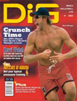 Dig Beach Volleyball Magazine Magazine Cover