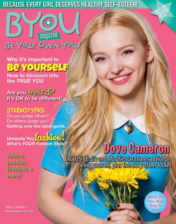 BYOU - Be Your Own You Magazine
