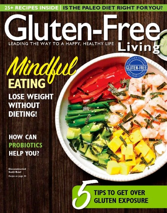 Gluten Free Living Magazine Subscription