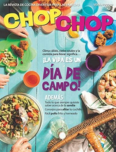 ChopChop Spanish Edition Magazine