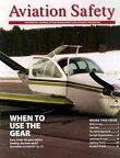 Aviation Safety Magazine Cover