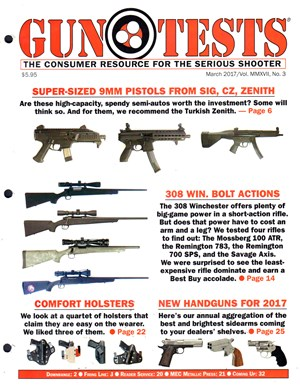 Gun Tests Magazine