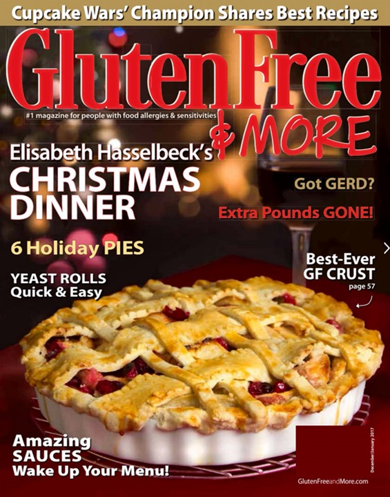 Living Without's Gluten Free and More Magazine Subscription