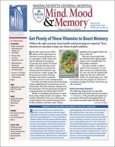Best Price for Mind, Mood & Memory Magazine Subscription