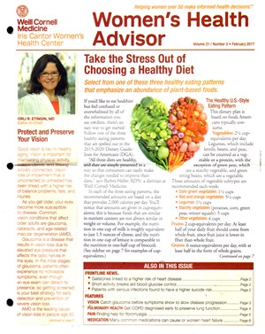 Womens Health Advisor Magazine